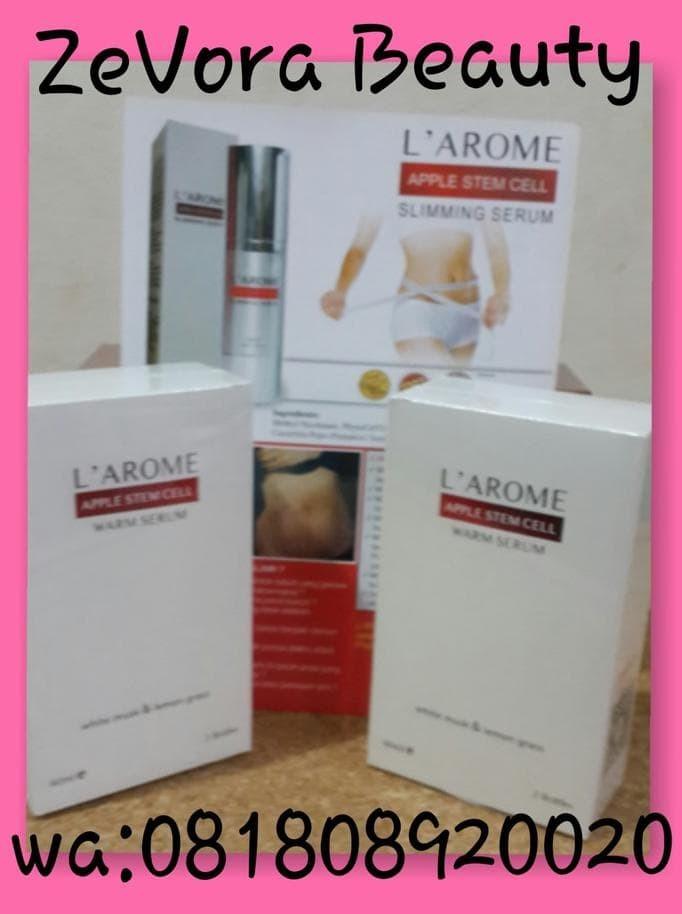 efek samping l arome slimming ser