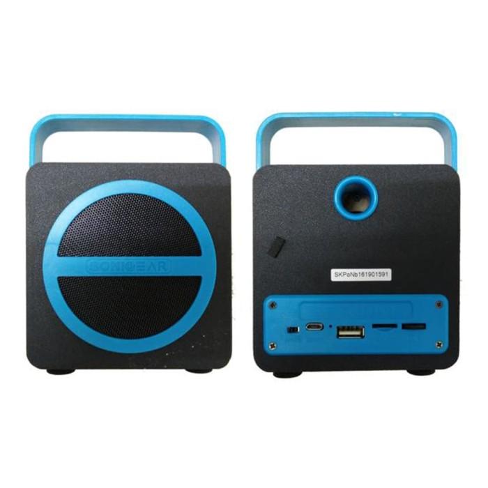 harga Sonicgear pandora mini bluetooth speaker sonic gear - biru Tokopedia.com