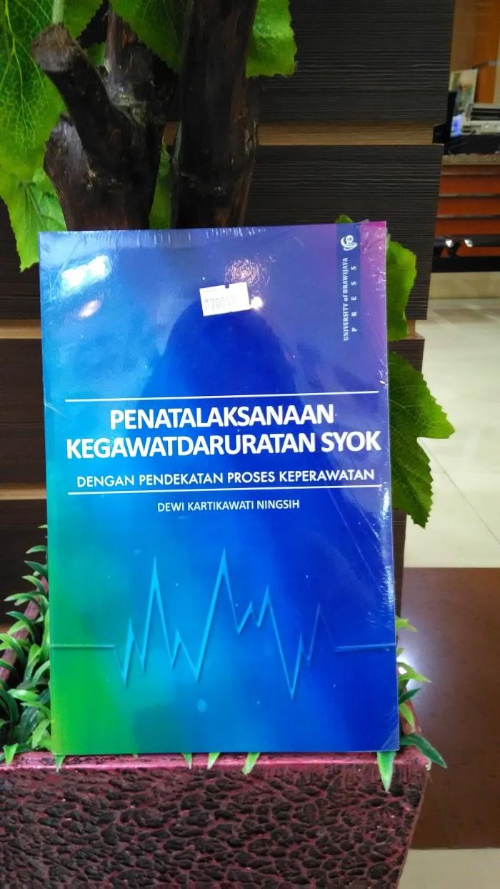 harga Buku referensi tentang penatalaksanaan kegawatdaruratan syok Tokopedia.com