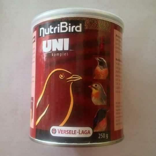 harga Makanan burung pleci nutribird uni Tokopedia.com
