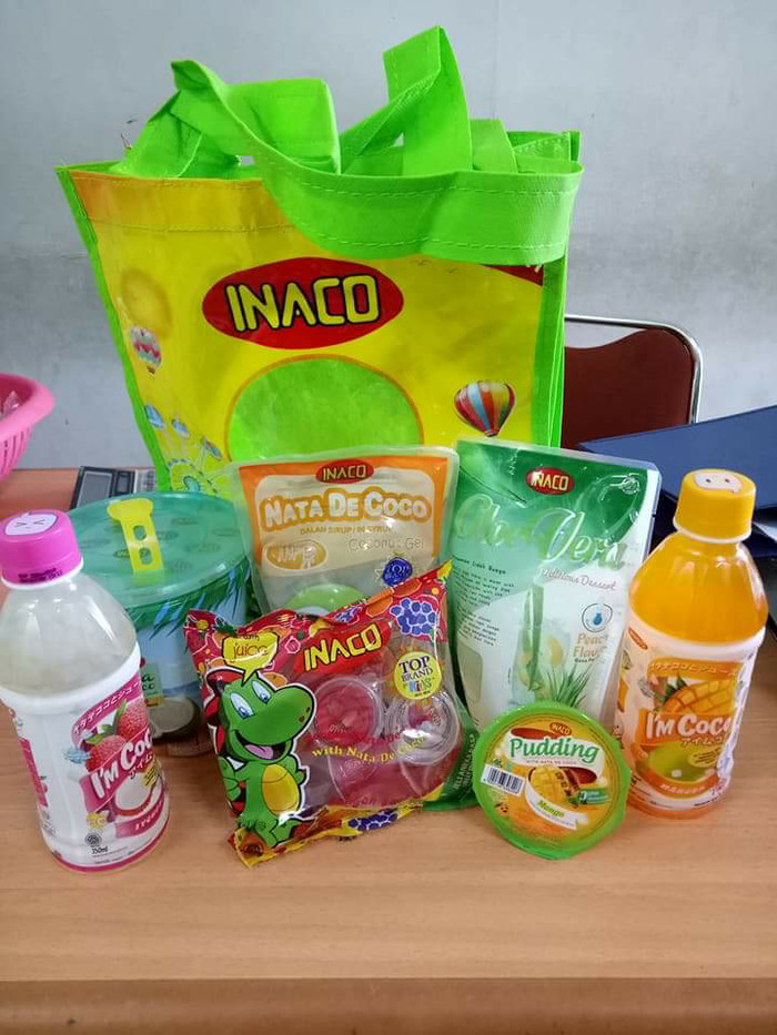 Paket product Inaco