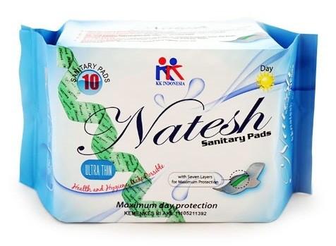 Foto Produk Pembalut herbal Natesh day dari Girl's shop