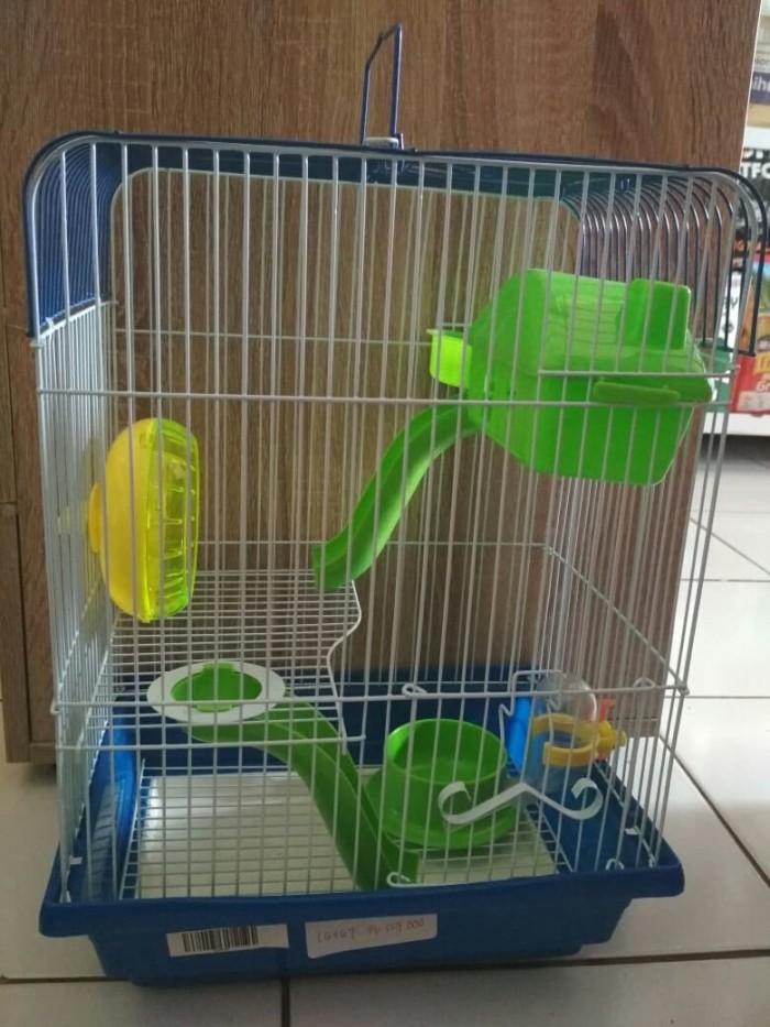 harga Kandang hamster (octagon - hm 128) Tokopedia.com