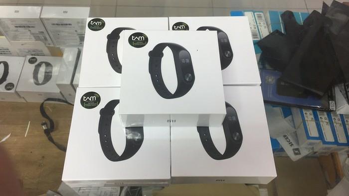 harga Smartwatch xiaomi mi band 2 garansi resmi tam Tokopedia.com