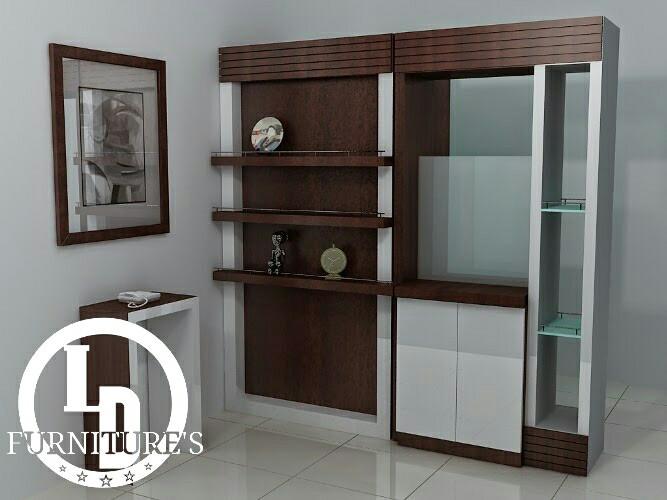 Jual Partisi Penyekat Ruangan Minimalis Modern Kab Jepara Ld Furnitures Tokopedia