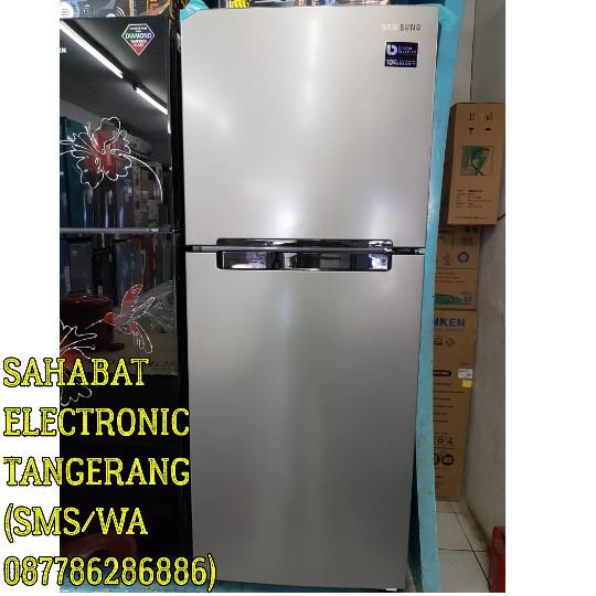 harga Kulkas samsung 2 pintu inverter rt 19m300bgs/se Tokopedia.com
