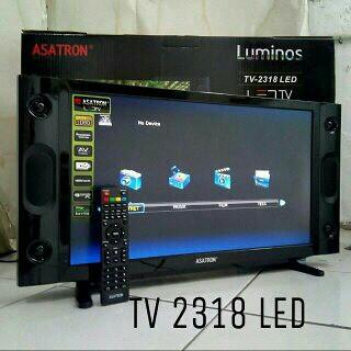 harga Led tv 22 inch asatron multimedia(usbhdmivga)/promo tv led asatron Tokopedia.com