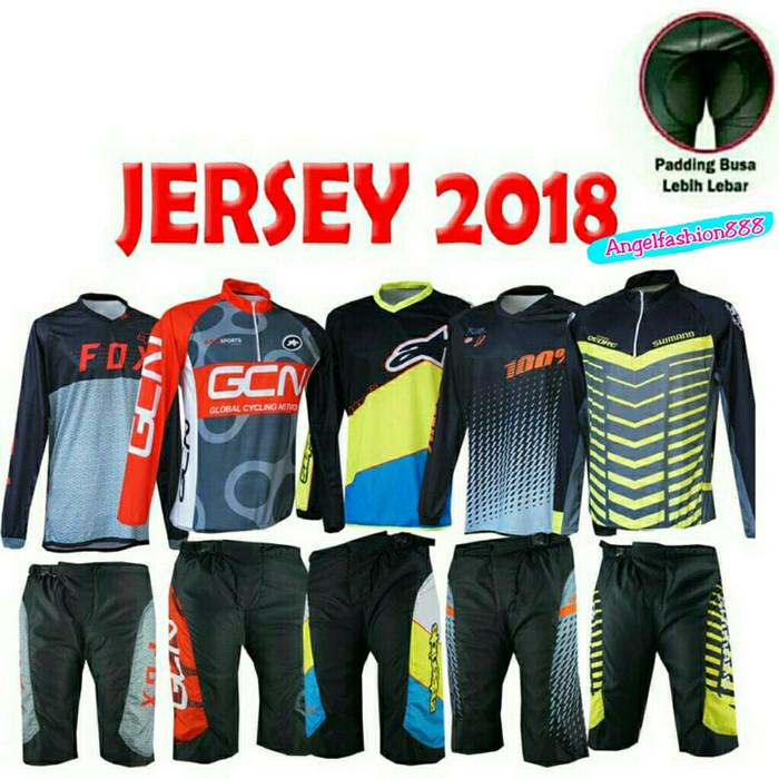 Harga Jersey Set Sepeda 2018 Hargano.com