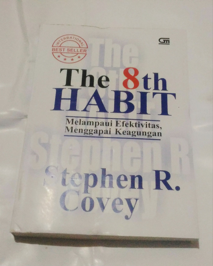 harga The 8th habit by stephen covey Tokopedia.com