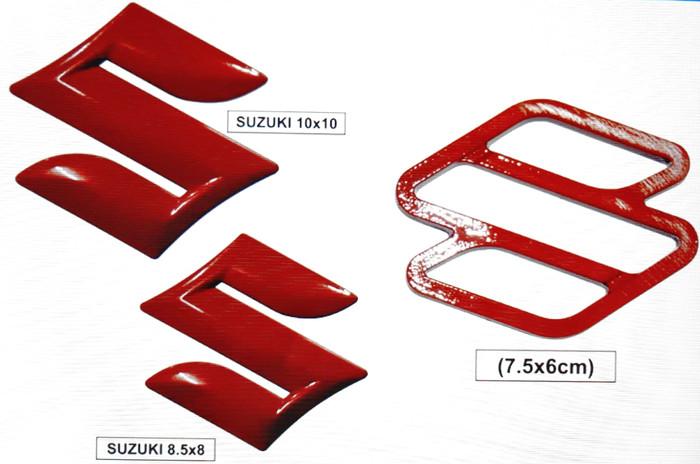 harga Emblem fashion merah logo suzuki Tokopedia.com