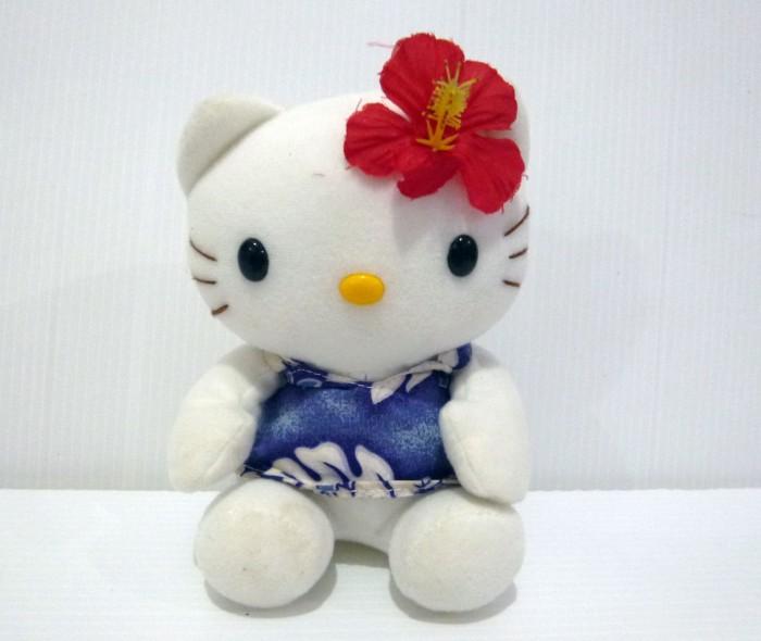 Jual Boneka Hello Kitty Original Sanrio Japan Hawaii Version Lil