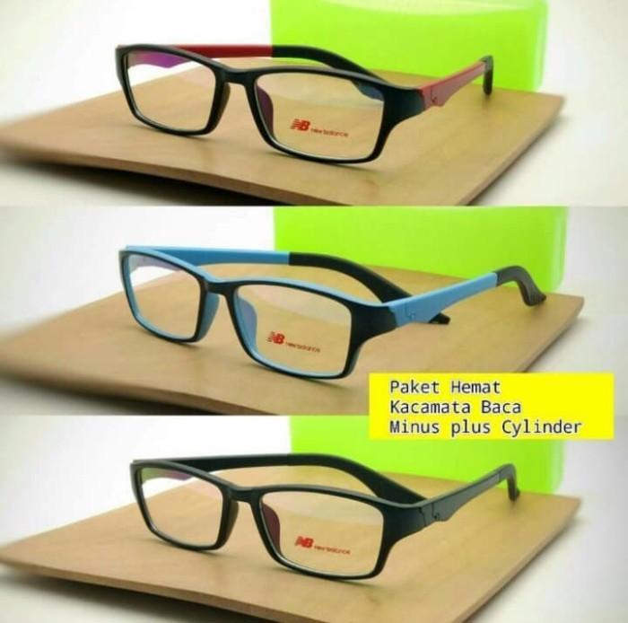 Frame kacamata new balance kacamata minus baca gaya paket lensa murah 88e9b0ad96