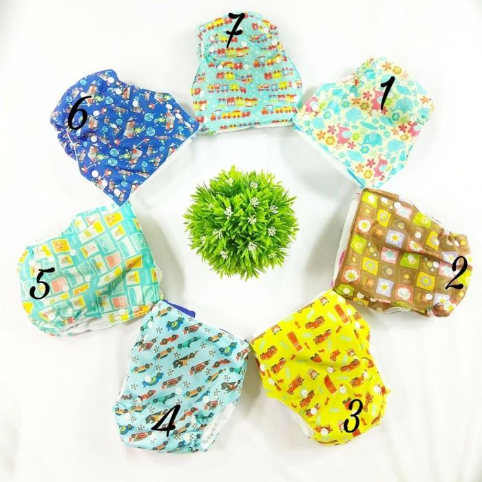 Clodi klodiz bigpant | cloth diaper | popok kain | grosir murah - motif 6