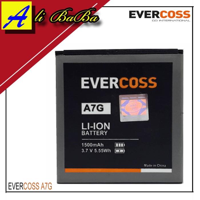harga Baterai handphone evercoss a7g original oem batre hp evercoss batu a7g Tokopedia.com