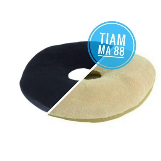 harga Bantal alas duduk donut kesehatan memory foam cushion kursi bonform Tokopedia.com