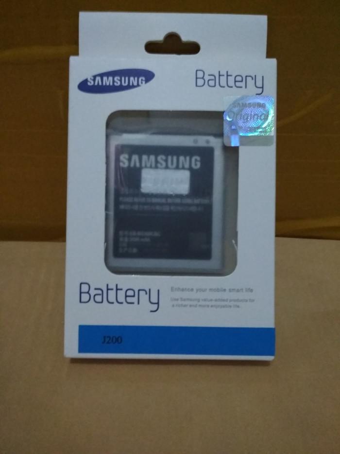 Foto Produk Baterai Batre Samsung Galaxy J2 J200 Original Battery dari EVAN JAYA