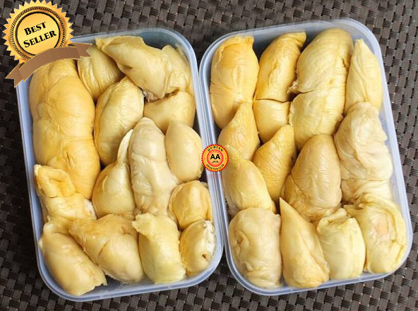 Foto Produk Durian Kupas Super Mentega AA Jaya dari Durian AA Jaya