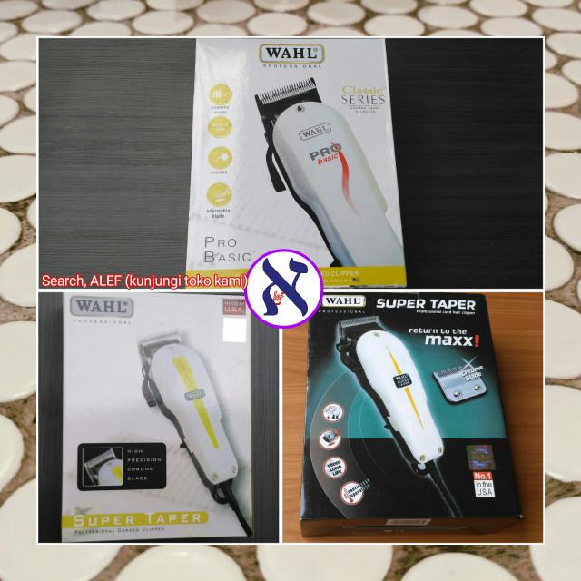 ... harga Alat mesin cukur rambut wahl super taper hair clipper Tokopedia .com 5e8d7f60e7