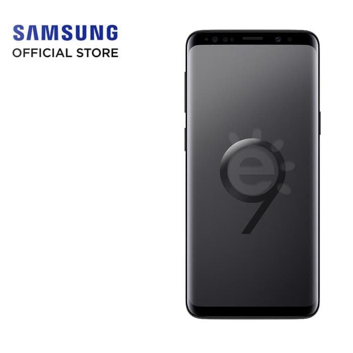 Samsung Galaxy S9 Midnight Black Garansi Resmi SEIN