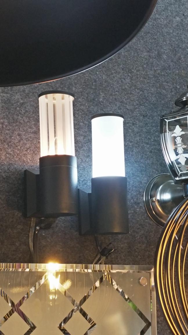 Review Lampu Dinding Outdoor Atau Indoor Lamou Tempel Dinding Outdoor Lighting Wiring Rumah Minimalis