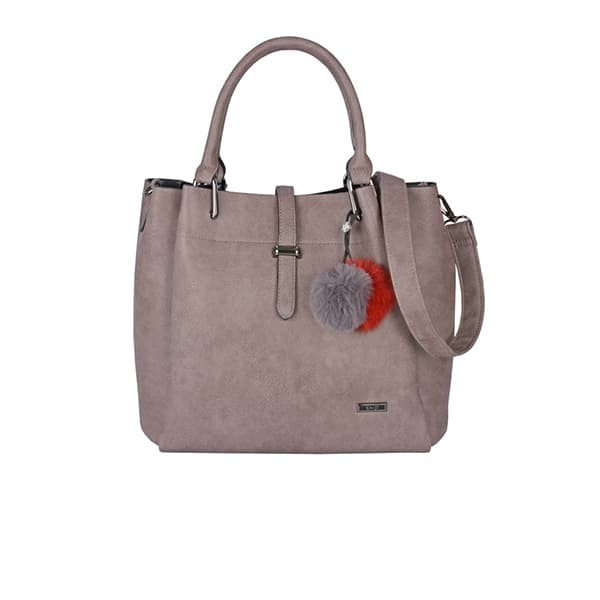 En-ji by palomino lecia handbag - grey