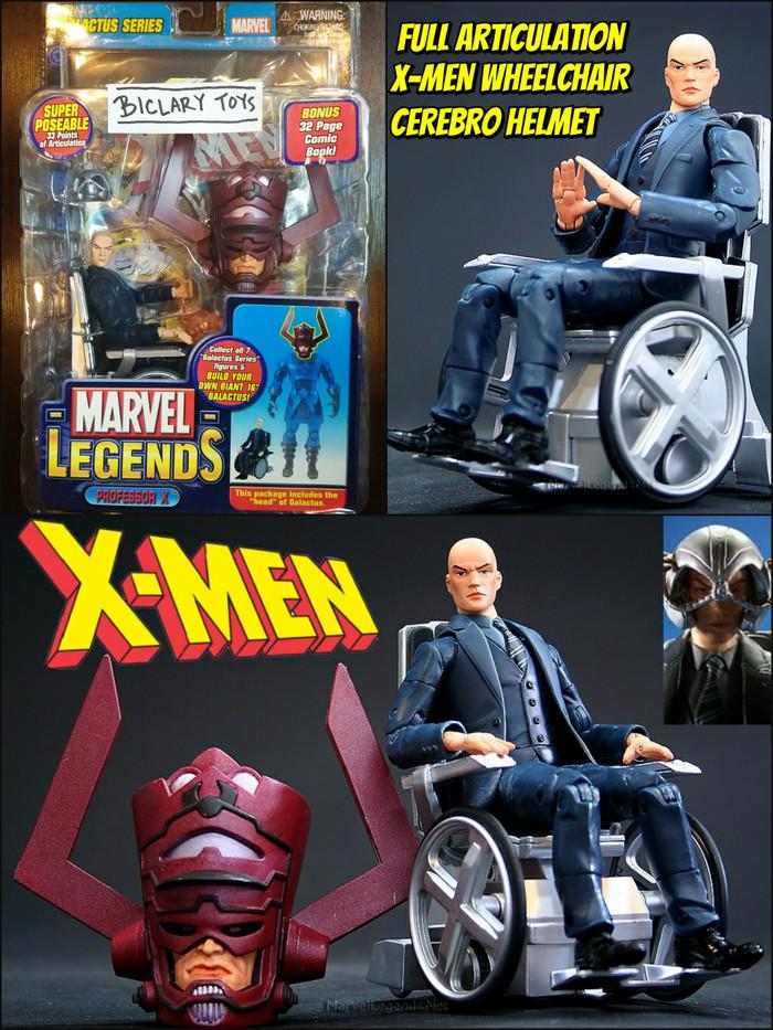 Jual Marvel Legends Professor X Charles Xavier Prof X Prof X Toybiz Toy Biz Jakarta Pusat Biclary Toys Tokopedia