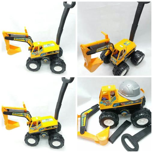 harga Mainan truk  tanah jumbo mainan anak anak truk tanah ukuran besar Tokopedia.com