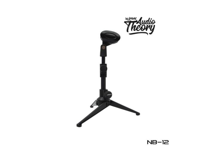 harga Krezt nb12 - mini tripod desktop microphone stand Tokopedia.com