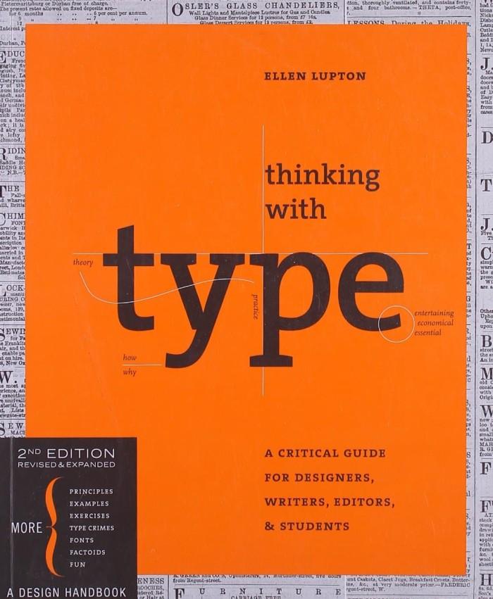 harga Thinking with type - ellen lupton Tokopedia.com