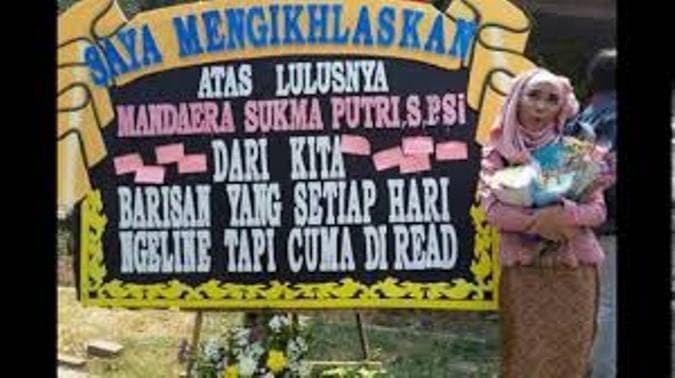 Jual Papan Bunga Ucapan Selamat Hari Minggu No Telp 081803020 Kota Surabaya Harga Karangan Bunga Sby Tokopedia