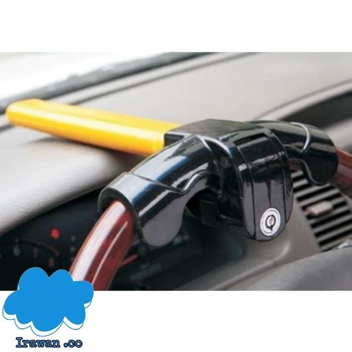 harga Kunci stir pengaman mobil t / kunci stang mobil / kunci setir mobil Tokopedia.com