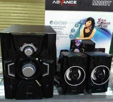 Speaker advance bluetooth m20 bt