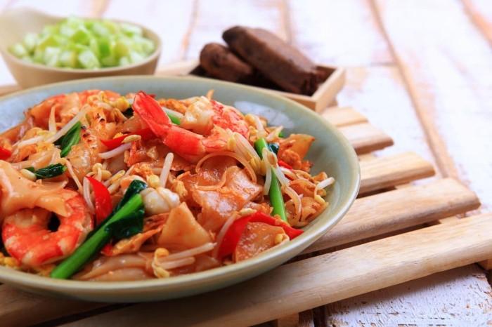 Jual Kwetiau Goreng Seafood Balacan Kab Tangerang Toko Roti Bread Icon Tokopedia