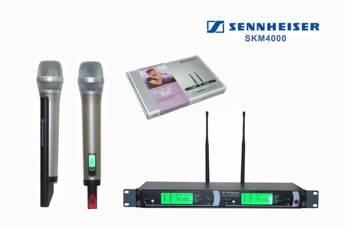 harga Mic wireless sennheiser skm4000 Tokopedia.com