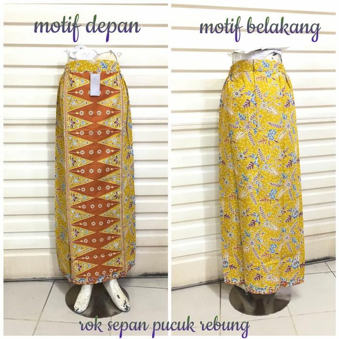 harga Rok sepan tumpal st26 motif pucuk rebung betawi jakarta   maxi skirt Tokopedia.com