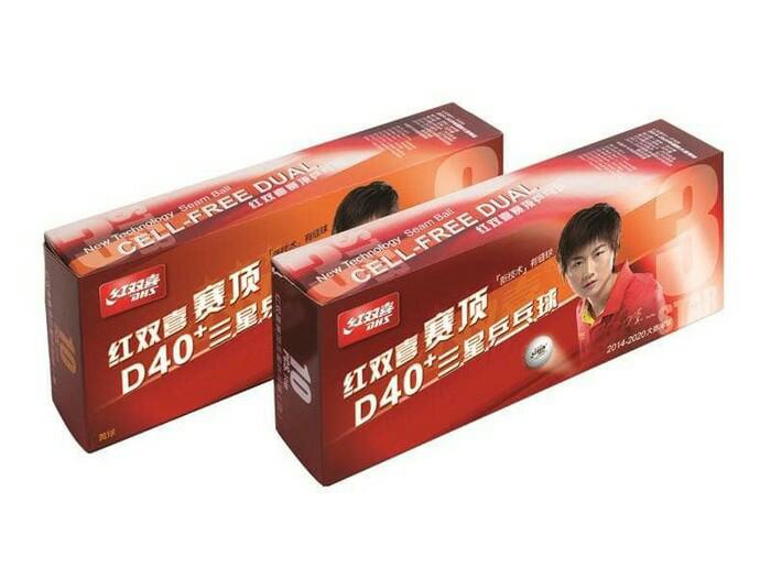 harga Bola pingpong dhs bintang 3 ori / ping pong asli 3 star Tokopedia.com