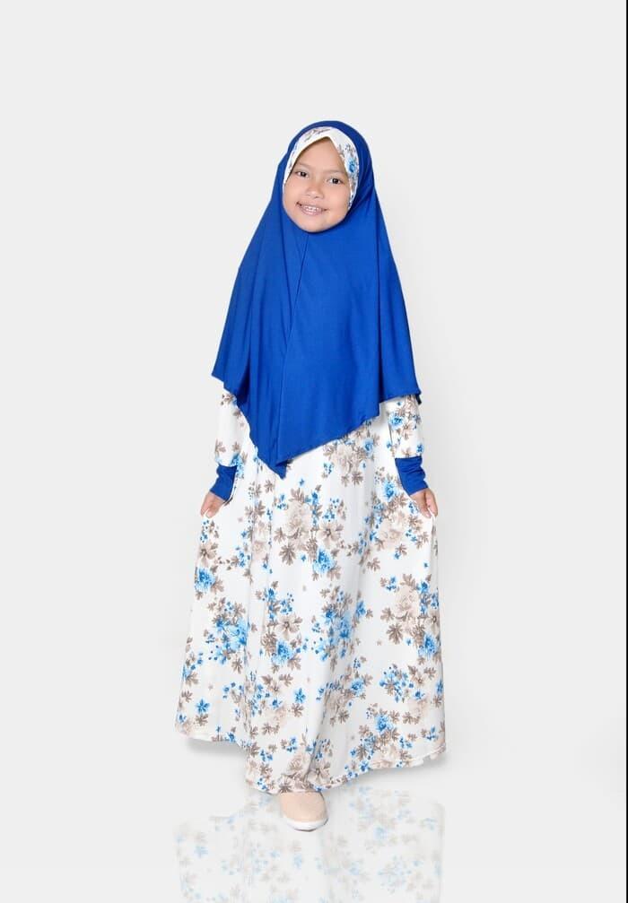 Jual dress muslim anak. busana muslim gamis syari anak perempuan ... 5dce4dbf2c