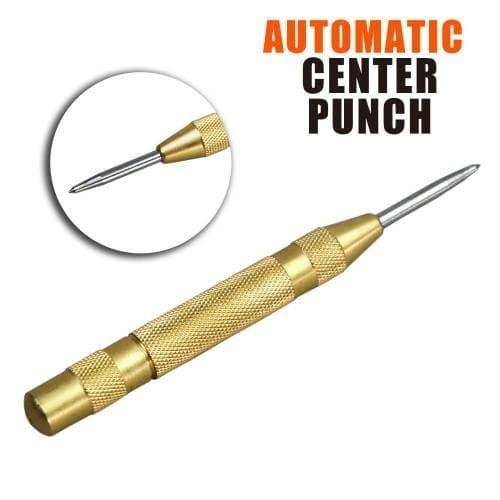harga Auto center punch hammer pembuat marking titik tengah bor tanpa palu Tokopedia.com