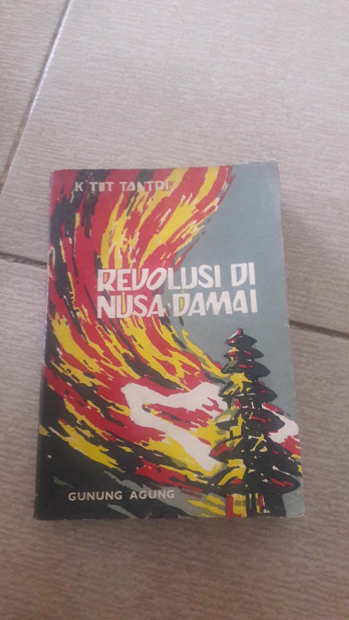 Jual REVOLUSI DI NUSA DAMAI K TUT TANTRI Jakarta Timur Buku Desa Seni Tmii