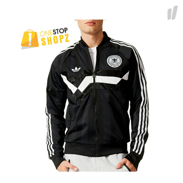 harga Adidas germany tracktop 2016 aj8020 jaket olahraga pria onestopshopz Tokopedia.com