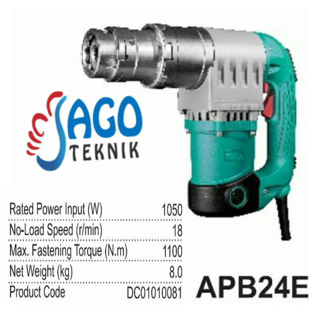 Jual Mesin Shear Wrench APB24E DCA - Kota Surabaya - Jago