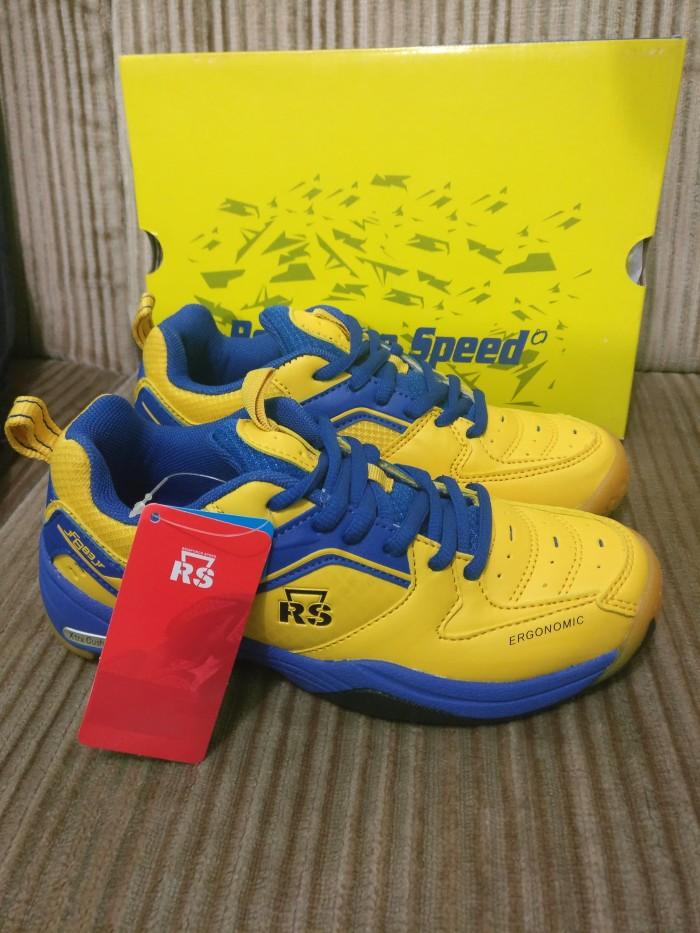 harga Sepatu badminton anak rs reinforce speed jf jeffer 883 jr junior ori Tokopedia.com