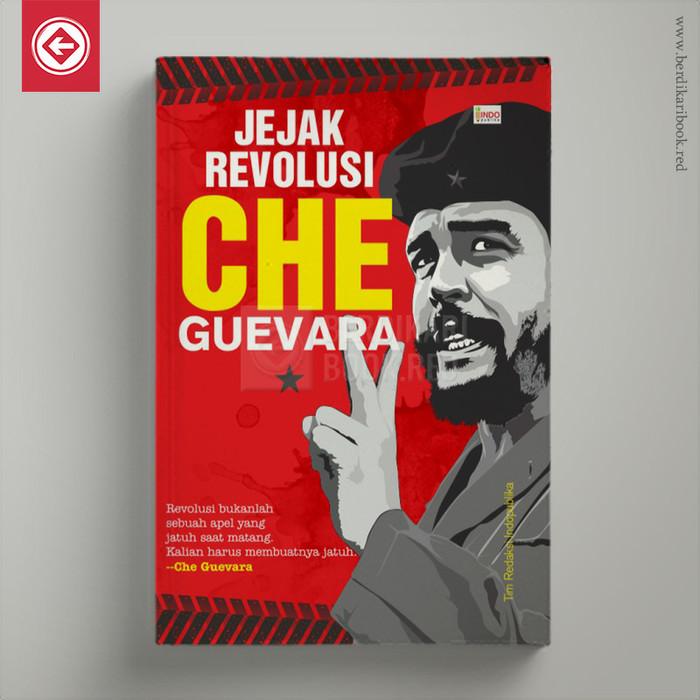 Foto Produk Jejak Revolusi Che Guevara dari Berdikari Book