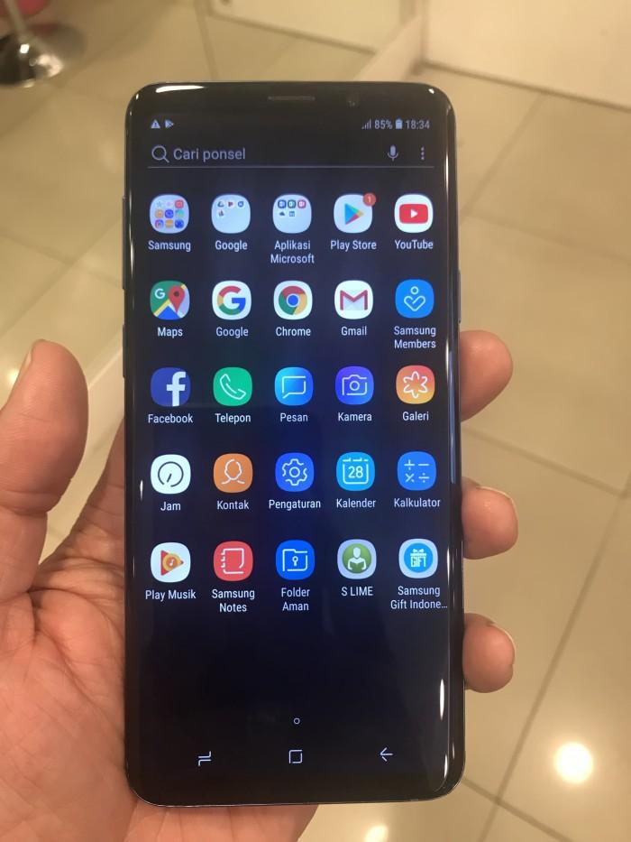 harga Samsung galaxy s9 plus 256gb grs sein 1th Tokopedia.com