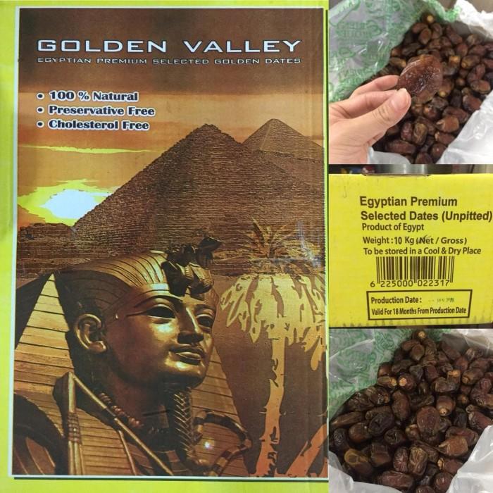 Kurma mesir TERMURAH / kurma golden valley /buah kurma mesir