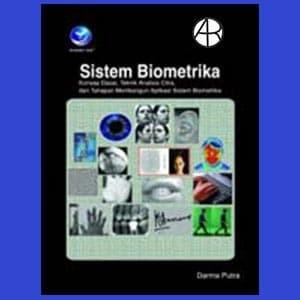 harga Sistem biometrika - konsep dasar teknik analisis citra dan tahapan Tokopedia.com