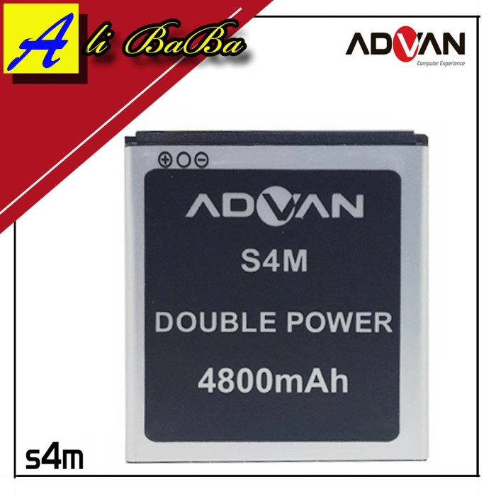 harga Baterai handphone advan s4m s4r s4k i4c i4a s4 mini double power advan Tokopedia.com