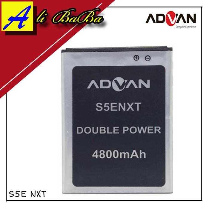 harga Baterai handphone advan s5e nxt double power advan original advan batu Tokopedia.com