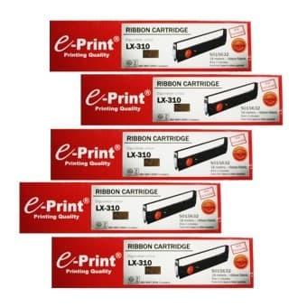 harga E-print ribbon cartridge for epson lx-310 dot matrix Tokopedia.com