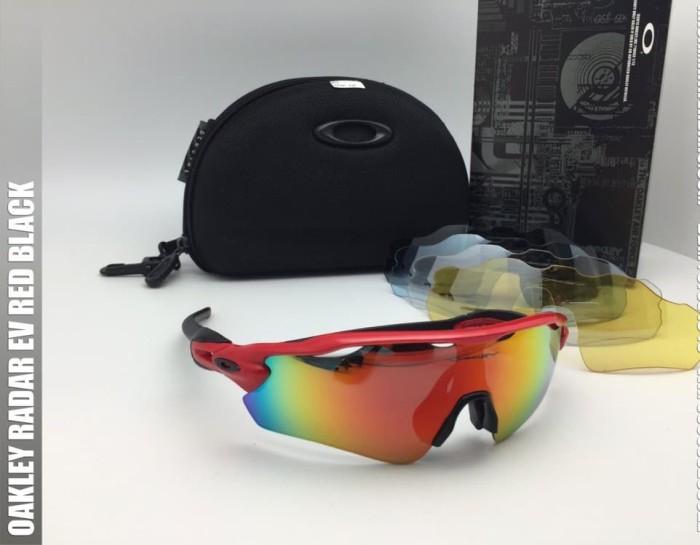 055457ab7c7 ... ireland kacamata oakley radar ev 5 lensa sport outdoor kacamata sepedah  5e1ea 9c027